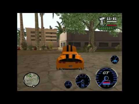 GTA Super Cars Mp3