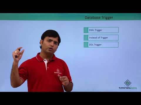 Oracle – PL/SQL – Database Triggers