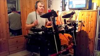 Anthrax Soldiers of Metal Drum Cover