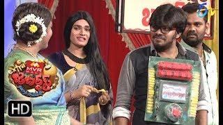 Sudigaali Sudheer Performance   Extra Jabardasth   1st December 2017    ETV Telugu