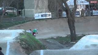 preview picture of video '2015/01/25 Bmx Race Pennes Mirabeau Homme 19/29 - Finale'