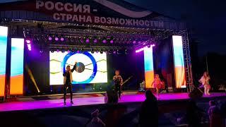 """Голос дети. Анастасия Григорьева с песней """"Давай вперед""""."""