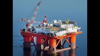 Safe Hibernia Petrol Platformu