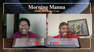 Morning Manna August 24 2021