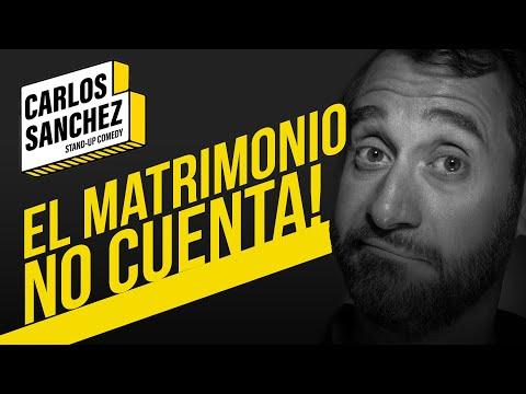 El Matrimonio Aún No Cuenta | Carlos Sánchez  @Carlos Comic