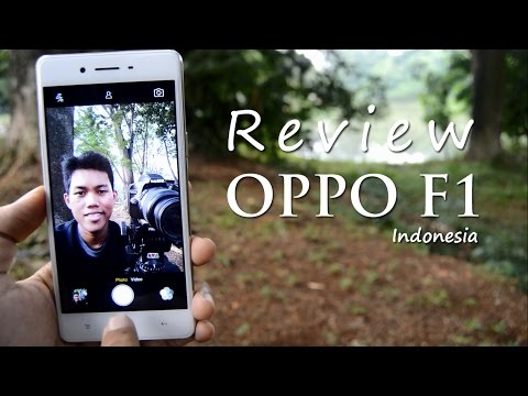 Review OPPO F1 Indonesia