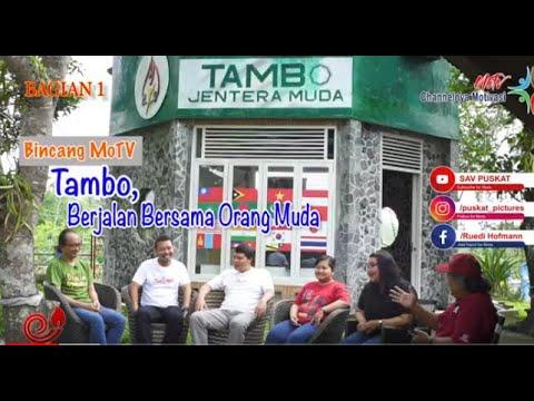 """Bincang MoTv """" Tambo, Berjalan Bersama Orang Muda""""- Bag.1 l MoTv Episode 42"""