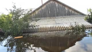Наводнение во Владимировке, Амурская область. как это было..(много мата+18)