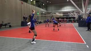 Kate McCracken Volleyball Highlight Video 2019