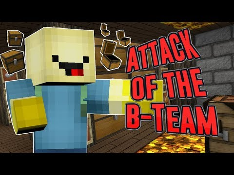 SKLAD! - Minecraft Attack of The B-Team - #4