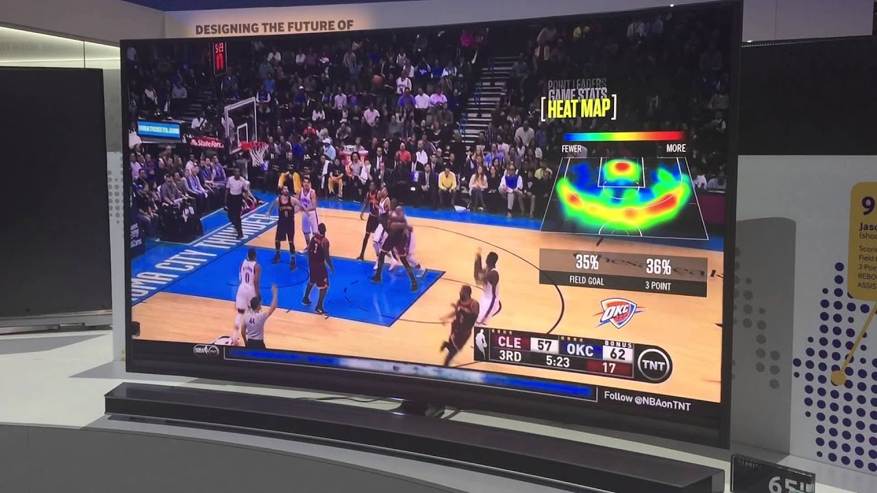 Samsung's Sports Live To Bring Second Screen Stats To Aussie TVs In 2015