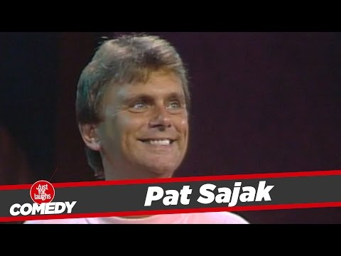Pat Sajak Stand Up – 1989