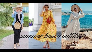 Hijab Outfits For Summer 2019