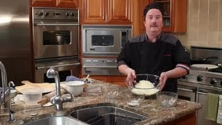 Three-Cheese Pizza Blend Recipe : Tips for Making Pizza