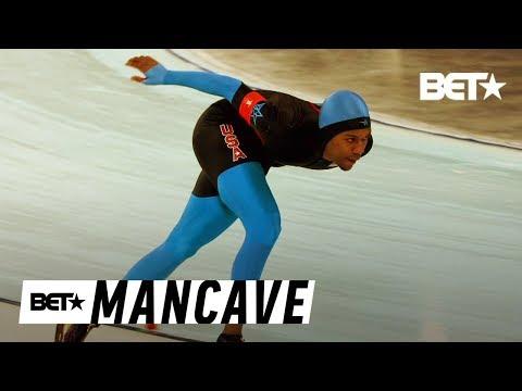 Winter Olympian Shani Davis Put On Ice By Black Twitter | BET's Mancave