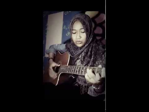 Jauh (Afgan Acoustic Cover In C) - Nursita Adidanta