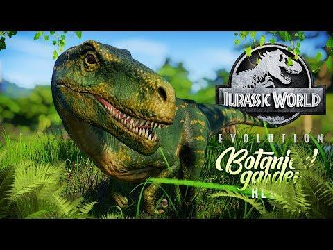 THE VALLEY OF DINOSAURS | Botanical Gardens Reborn (Jurassic World: Evolution)