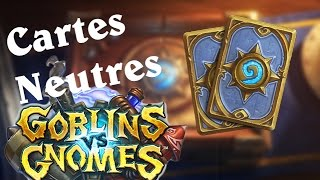 Gobelins Vs Gnomes   Cartes Neutre Analysées Par Marmotte