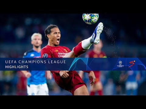 UEFA Champions League | Napoli 2 - 0 Liverpool | Highlights SuperSport