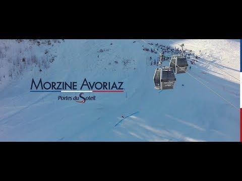 L'hiver à Morzine