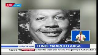 Aliyekuwa fundi wa koti wa Rais Jomo Kenyatta aaga