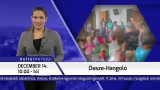 TV Budakalász / Kultúrkörkép / 2018.12.13.