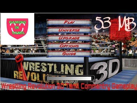 Download Wrestling Revolution 3d Extreme Gameplay Compilation 2