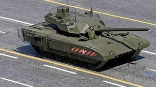 """В США назвали главное преимущество российской """"Арматы"""" перед Abrams"""