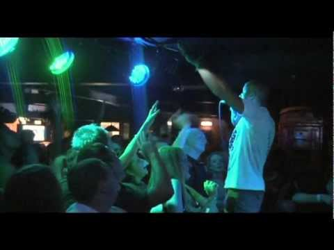 The Volantes - One Night (Moho Live, Manchester 2010)