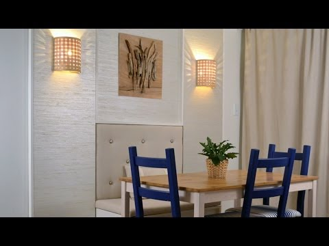 Dining Room Makeover:  DIY Wall Décor With Wall Panels Mp3