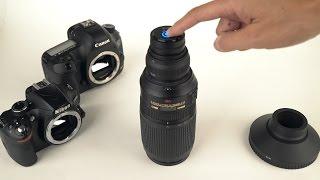 Photonews.hk - B+W UV-Pro 使用教學 How to use UV-Pro