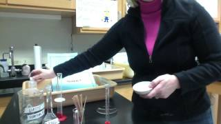Lab - Classification Of Chemical Reactions
