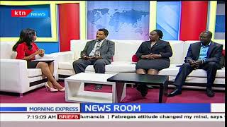 Morning Express - 6th December 2017 - THE NEWSROOM: Why Kenya Police is ranked among the worst