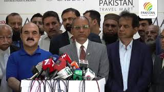 Minister Information & Labour Government of Sindh, Mr Saeed Ghani