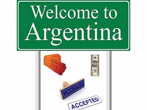 Условия получения визы в Аргентину