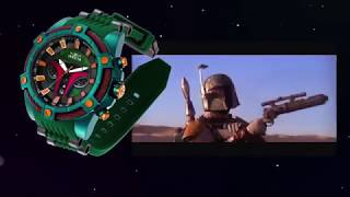 Invicta Star Wars Watches in September 2018 on Evine