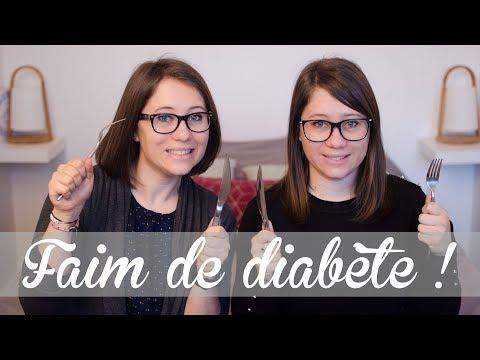 Qui est, à un diabète dans un café