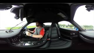 360º VR Porsche 911 Turbo S: Outside, Inside and Hot Lap - Carfection by Carfection