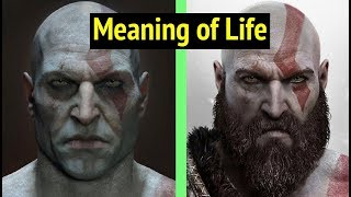 God of War: Meaning of Life (God of War 4 All Life Stories - Kratos Lessons For Atreus)