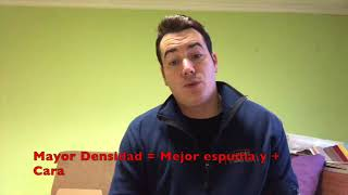 Diferentes tipos de Espumas para Sofás / Fábrica Sofás Valencia