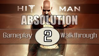 Hitman Absolution Gameplay Walkthrough - Part 2 - Prologue: A Personal Contract (Pt.2)