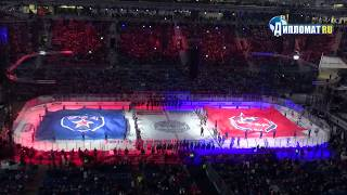 Хоккей. Классика. Петербург 2018. СКА - ЦСКА
