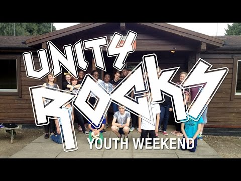 Unity Rocks! Youth Weekend Highlights