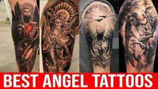 Best Angel Tattoo Ideas