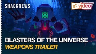 Blasters of the Universe - Weapons Trailer (PSVR)
