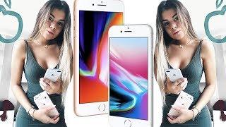 ОБЗОР iPhone 8 И iPhone 8 Plus