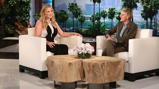 Ellen's Favorite Funny Ladies: Amy Schumer