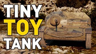 World of Tanks || TKS 20 - TINY TOY TANK!