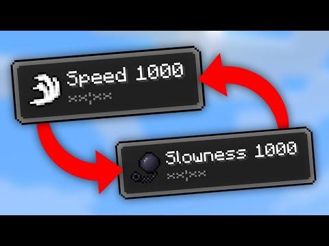 Minecraft Speed Randomizer...