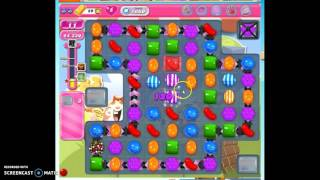 Candy Crush Level 1660 help w/audio tips, hints, tricks